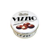Chocolate Vizzio Lata 200 Gramas Costa