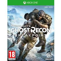 Jogo para Xbox One Tom Clancy s Ghost Recon Breakpoint