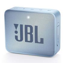 Caixa de Som JBL Go 2 Cyan