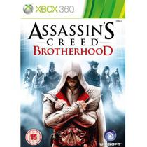Jogo Assassins Creed Brotherhood Xbox 360