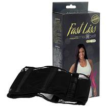 Cinta Modeladora Fast Liss Miss Belt CM-100 (G) - Preto
