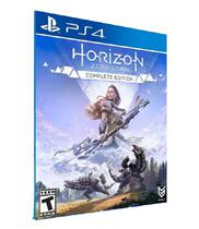 Jogo Horizon Zero Dawn Complete Edition PS4 - Embalagem Cartao