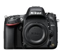 Camera Nikon D-610 - Corpo - Preto