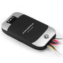 Rastreador Veicular Powerpack GPS-TK3303 Cartao SD / Cartao Sim / Alarme / Bivolt - Preto