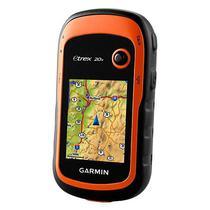 "GPS Garmin Etrex 20X 010-01508-00 Tela 2.2"" com IPX7 - Laranja/Preto"