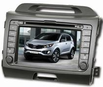 DVD Player Aikon Multi.Kia N.Sportag C074D