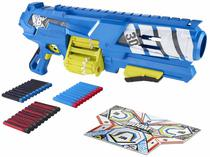 Lancador de Dardos Mattel Boomco Spinsanity 3X DGV43