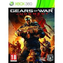 Jogo Gears Of War Judgment Xbox 360