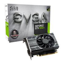 Placa de Vídeo EVGA GTX1050 Ti Gam 4GB/DDR5/128B/1290MHZ (04G-P4-6251-KR)