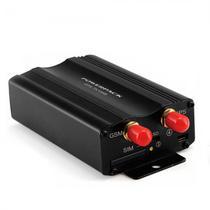 Rastreador Veicular Powerpack GPS-TK105 Cartao SD / 2 Cartoes Sim / Bivolt - Preto
