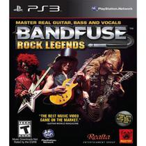 Jogo Bandfuse Rock Legends com Cabo PS3
