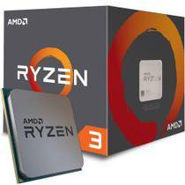 Processador AMD AM4 Ryzen R3-2200G 3.5GHZ 6MB