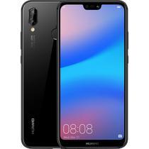 Smartphone Huawei P20 Lite ANE-LX3 DS 32GB Tela de 5.8 16+2MP/16MP Os 8.0 - Preto
