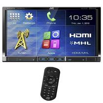 DVD e Som Automotivo JVC KW-V51BT 7 USB Bluetooth Android - Preto