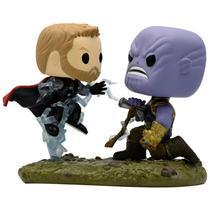 Boneco Funko Pop Marvel Avengers - Thor VS. Thanos 707
