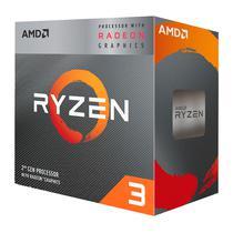 Processador AMD Ryzen R3 3200G / Soquete AM4 / 3.5GHZ / 6MB / OEM