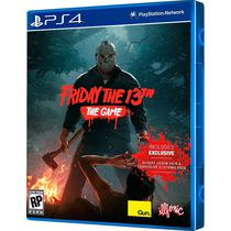 Jogo Friday The 13TH:The Game PS4