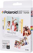"Filme Polaroid POLZL3X410 10 Folhas 3.5X4.25"""