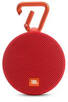 Caixa de Som JBL Clip 2 - Bluetooth - Vermelho