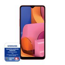 Samsung Galaxy A20S (2019) SM-A207M/DS Dual 32 GB - Vermelho