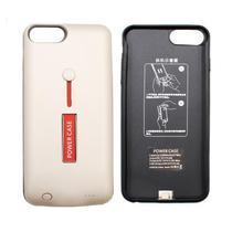 Capa Carregadora Power Case para iPhone 6/7/8 Plus - Varias Cores