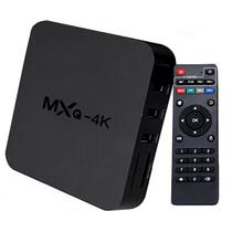 Receptor TV Box MXQ Pro - Android - 4K - 16GB - F.T.A