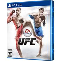 Jogo Ea Sports Ufc PS4