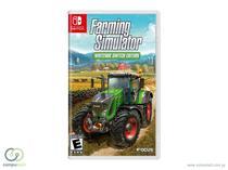 Jogo Farming Simulator Nintendo Switch*