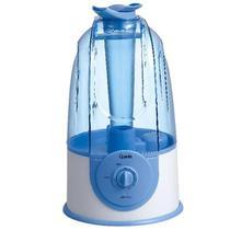 Umidificador Quanta QTUM11 25W de 3.2L Bivolt - Azul e Branco