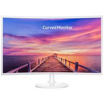 "Monitor Samsung Curvo 32"" LC32F391FWLX Gamer Branco"