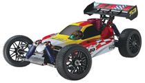 Thunder Tiger 1/8 Nitro EB-4 S2 Pro Red 2.4GHZ RTR TTR6227-F