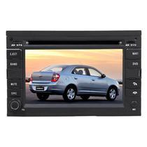 Central Multimidia para Chevrolet Cobalt LTZ 2012/14 Aikon C017D5/100 TFT LCD - Preto