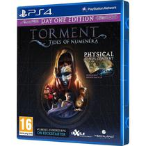 Jogo Torment Tides Of Numenera Day One Edition PS4