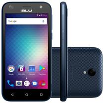 "Smartphone Blu Studio G Mini S210Q 3G Dual Sim Tela 4.5"" 8GB Cam 5MP/2MP Azul"