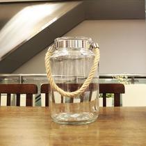 Vaso Decorativo com Cordao