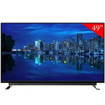 Smart TV LED de 49 Toshiba 49U7700VP Ultra HD 4K Con Wi-Fi/HDMI/Bivolt - Negro