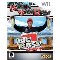 Jogo Kevin Van Dam Big Bass Wii
