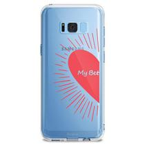 Capa Samsung Galaxy S8 Plus Ringke Rearth Fusion Design MY Better Half