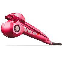 Modelador de Cachos Quanta QTMC88 230C Bivolt Rosa