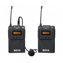 Microfone Boya BY-WM6 Wireless $