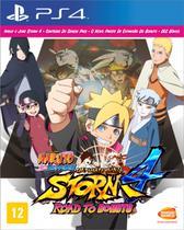 Naruto Shippuden Ultimate Ninja Storm 4: Road To Boruto PS4
