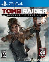 Jogo Tomb Raider Definitive Edition PS4
