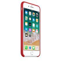 Capa iPhone 7 Plus Silicone Original Vermelho