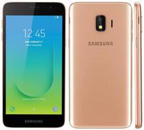 """Smartphone Samsung Galaxy J2 Core SM-J260M 8GB Lte Dual Sim Tela 5.0"""" Cam.8MP+5MP-Dourado"""