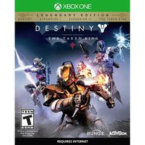 Jogo Xbox One Destiny The Taken King