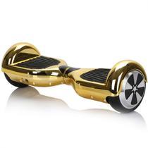 Scooter 6.5 BT/Bolsa Genio Gold Chrome