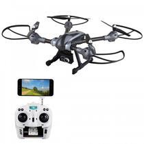 Drone Polaroid PL800 - com Camera 720P - Preto