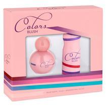 Kit Rebul Colors Blush (Perfume Edt + Desodorante)