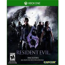 Jogo Resident Evil 6 Xbox One
