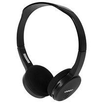 Fone de Ouvido Sem Fio Satellite AE-866B com Bluetooth - Preto